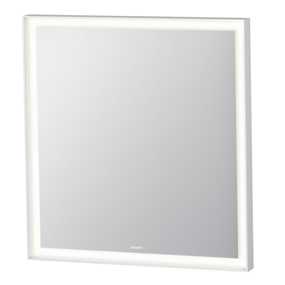 Duravit: L-Cube: Mirror With Lights: 65cm #LC738000000 1