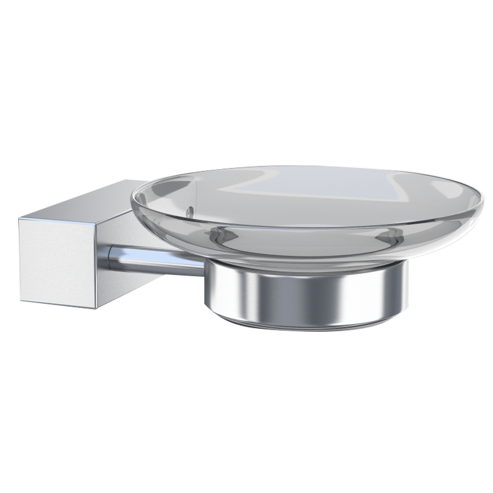 Cotto: Square: Soap Dish, Glass : C