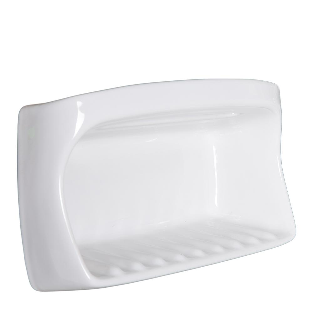 Duravit : Dune : Soap Dish (Double) White #009672