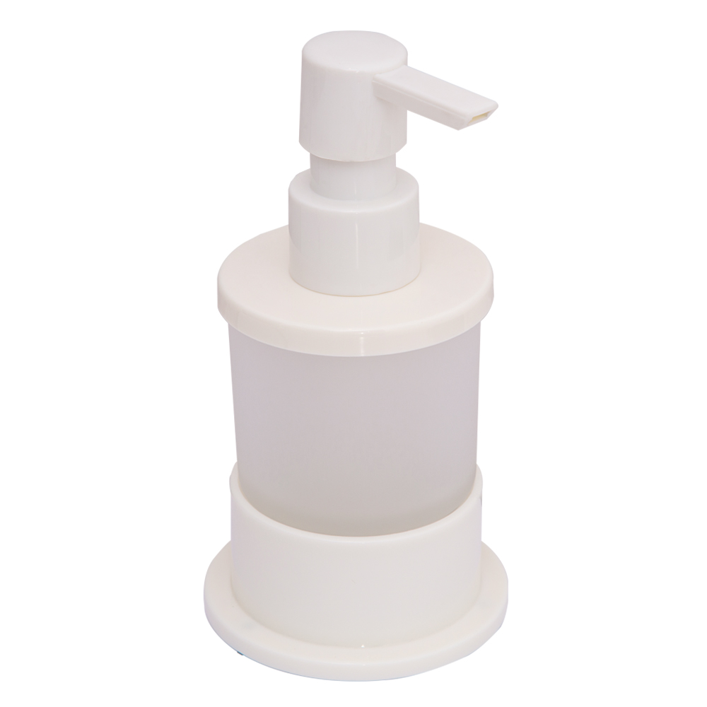 DALI: Soap Dispenser: White: Ref