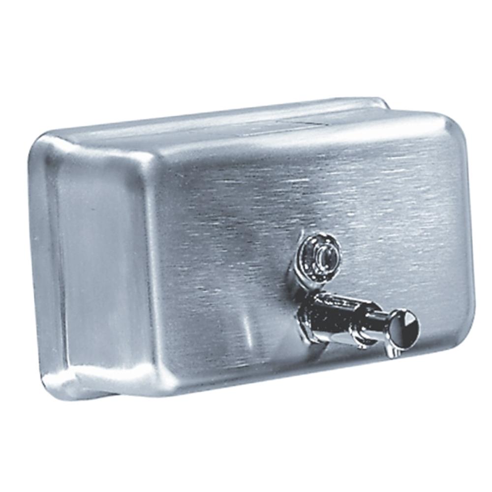 Mediclinics: Horizontal Soap Dispenser; 1