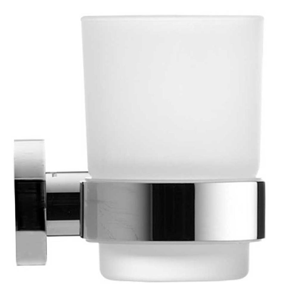 Duravit: D-Code: Tumbler Holder+ Glass, C