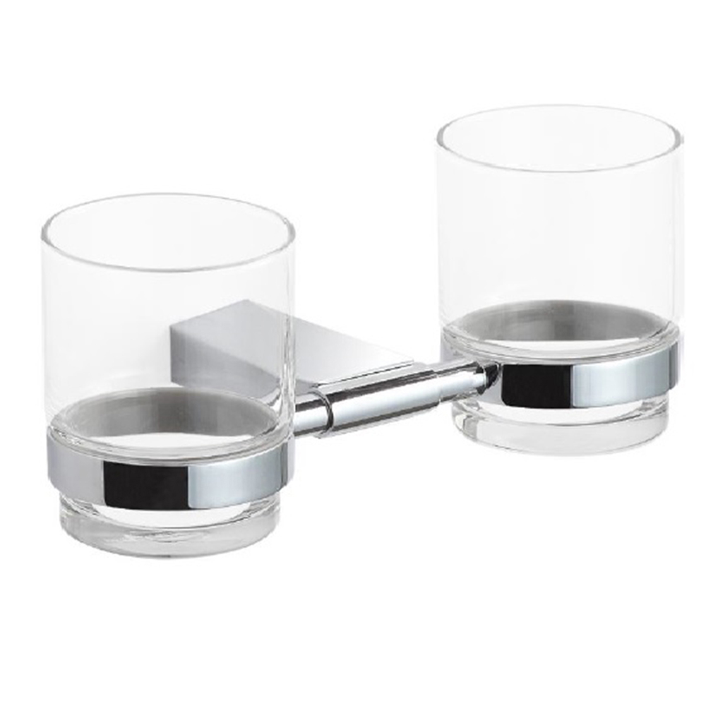 DALI: Tumbler Holder with Glass: C.P. : Ref