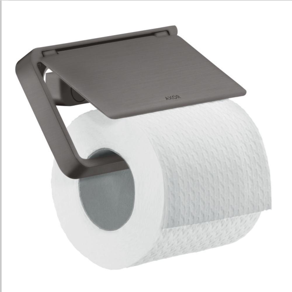 Hansgrohe Axor: Toilet Roll Holder Brushed Black C.P Ref