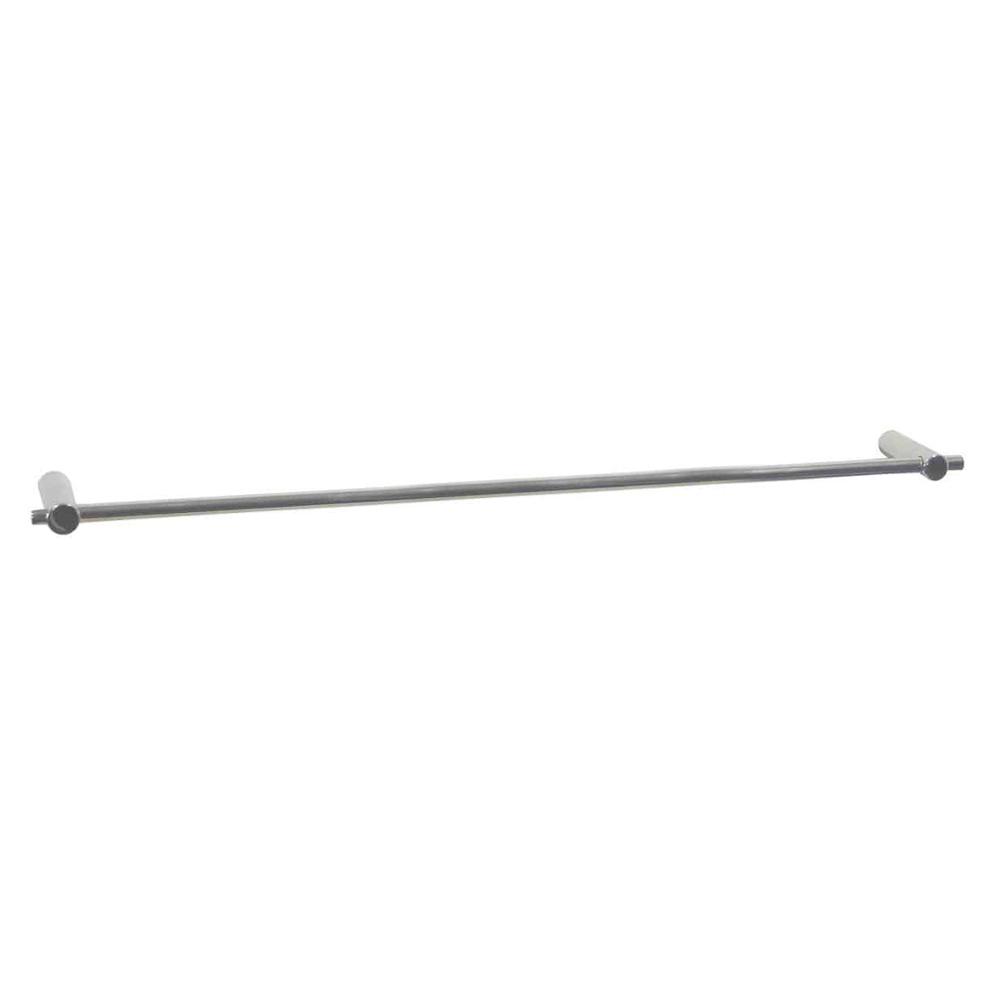 Mediclinics: Towel Bar: 535mm S/Steel #AI0020C 1