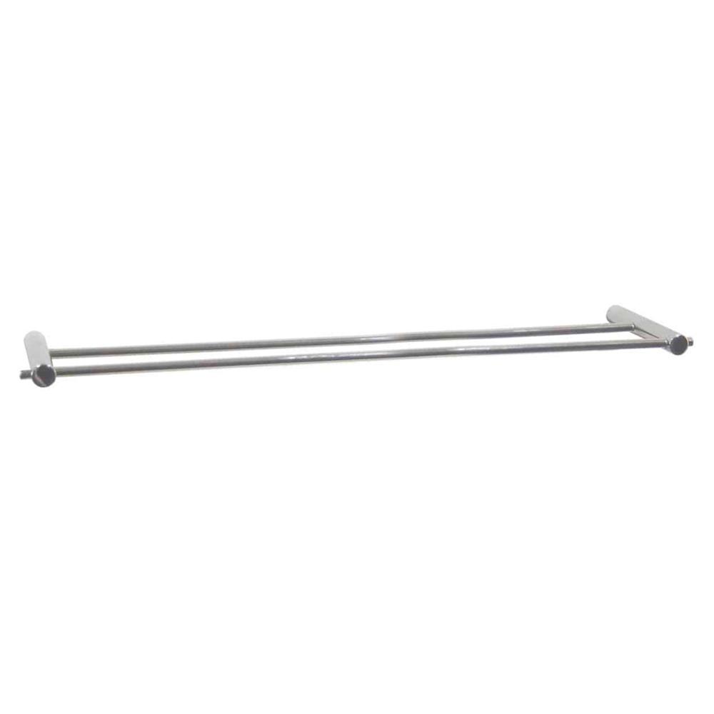 Mediclinics: Double Towel Bar: S/Steel  #AI0030C 1