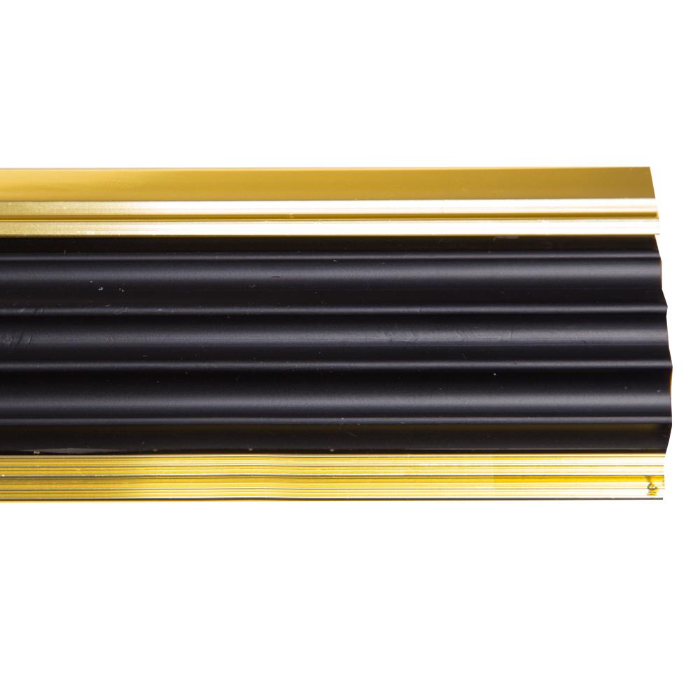 Sang Yi: Aluminium Stair Nosing: Polish Gold: 2