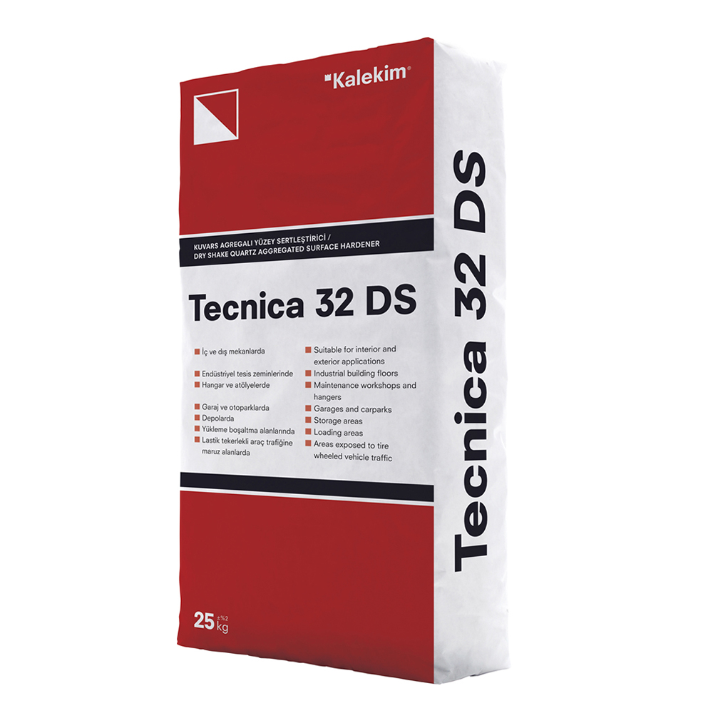 Kalekim Tecnica 32 DS: Quartz Surface Hardener: 25kg 1