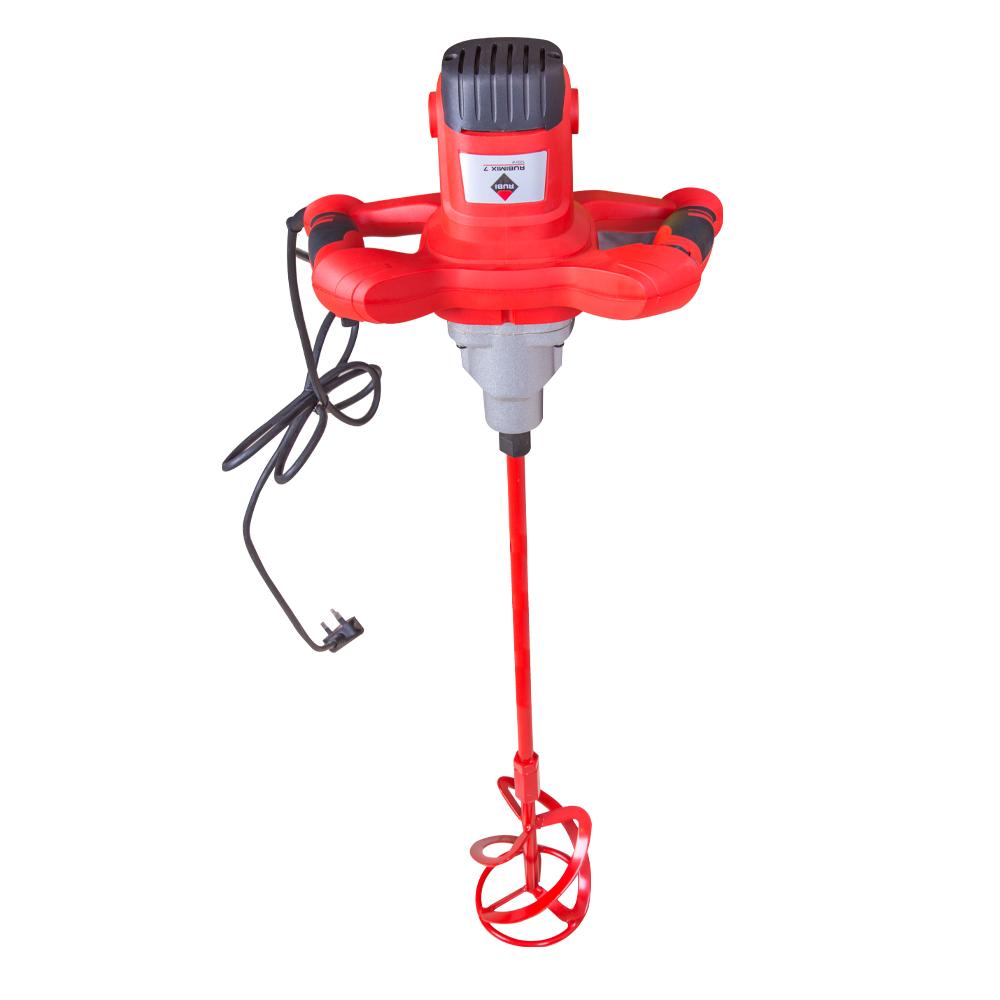 Rubi: Rubimix-7  Mortar Mixer: 230V, 50/60HZ #26902 1
