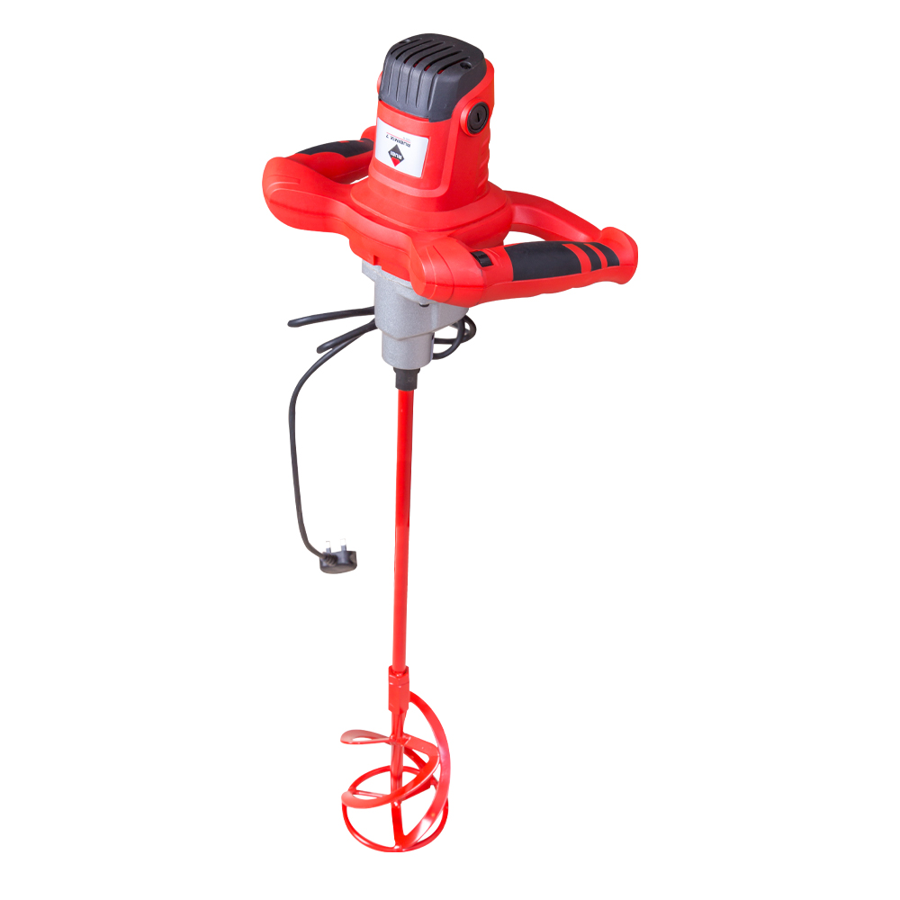Rubi: Rubimix-7  Mortar Mixer: 230V, 50/60HZ #26902
