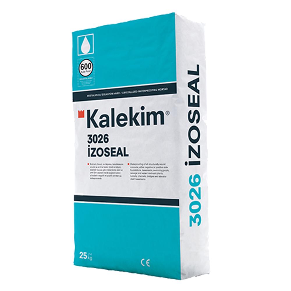 Kalekim: Izoseal 3026 Cristallized Waterproofing powder 25kg 1