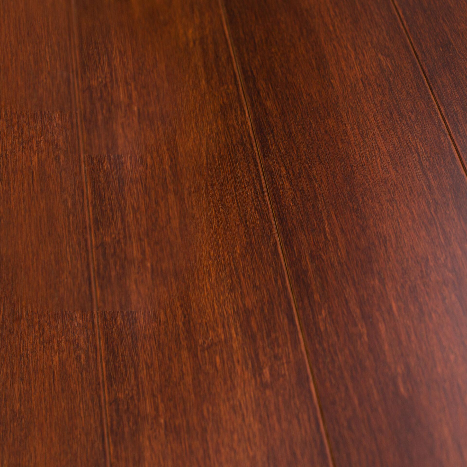 8039: Strand Woven Bamboo Flooring, Merbau Black Walnut: 1530x132x12mm  1