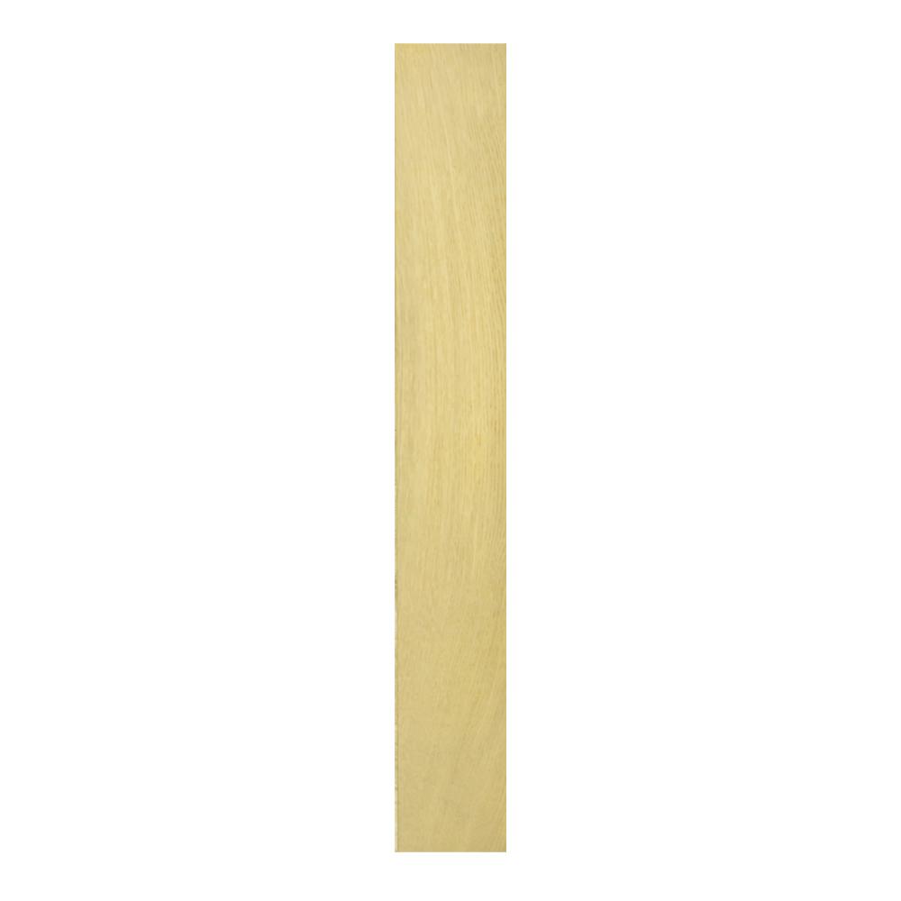 Yeka: Engineered Wood Flooring: Stained/Oak Linen White :910x127x12mm 1