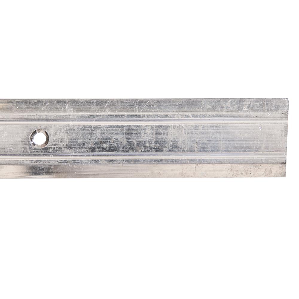 Silver 9ft : LinoEdge Carpet Flat-Bar #TX8049 1