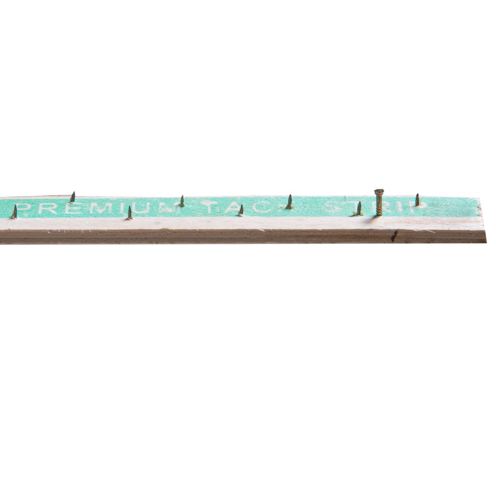 """Wooden, 4ft, Imported: Carpet Gripper Rod: 1"""" Thick"""
