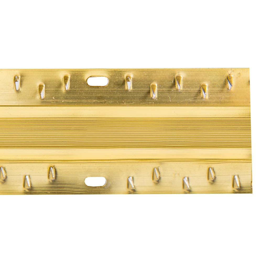 Gold,9ft,Double-sided : Carpet Naplock #TX4169 1