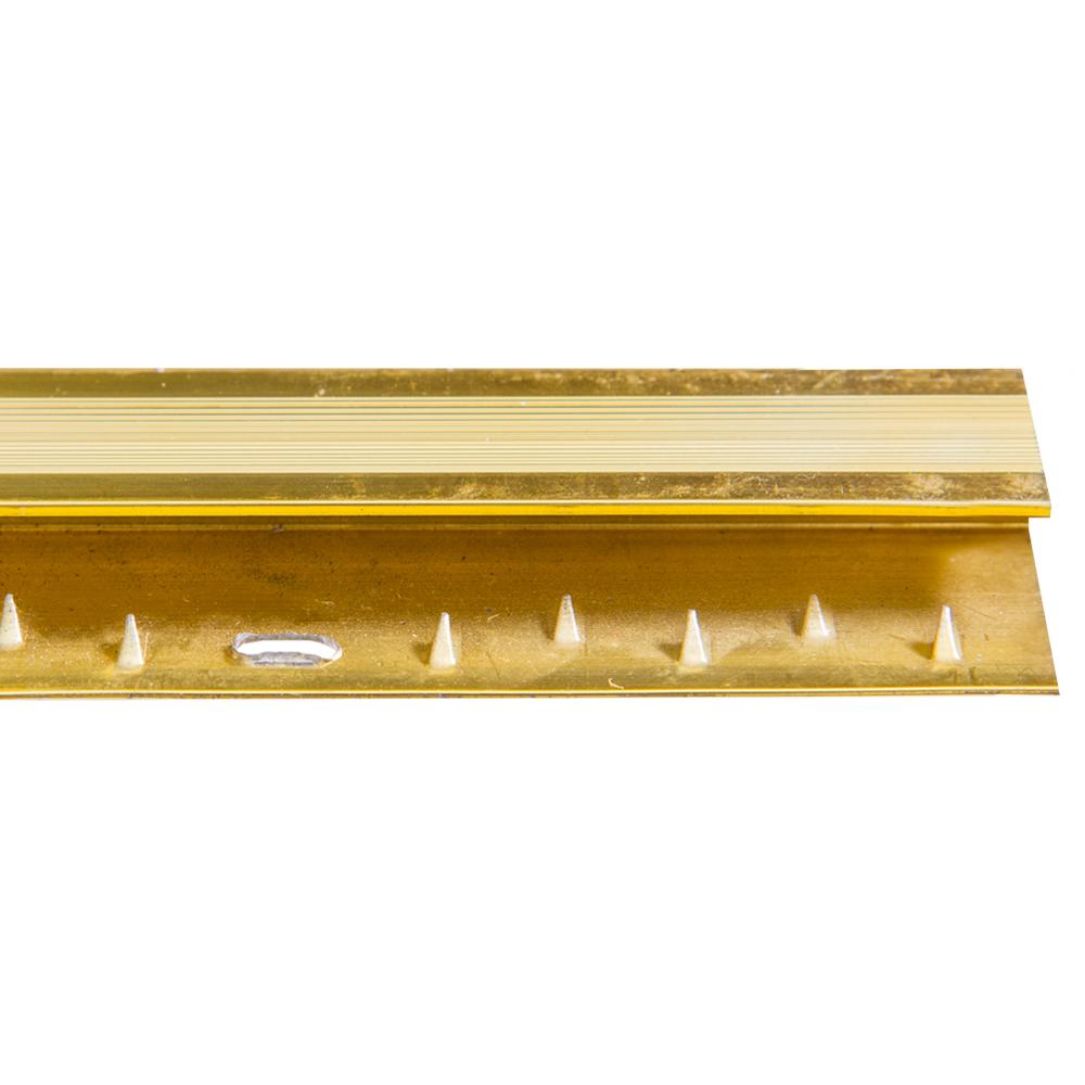 Gold,9ft,Double-sided : Carpet Naplock #TX4169