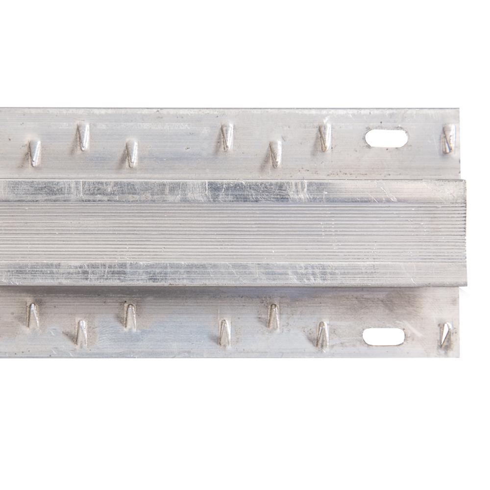 Silver ,9ft, Double-Sided: Carpet Naplock #TX4029 1