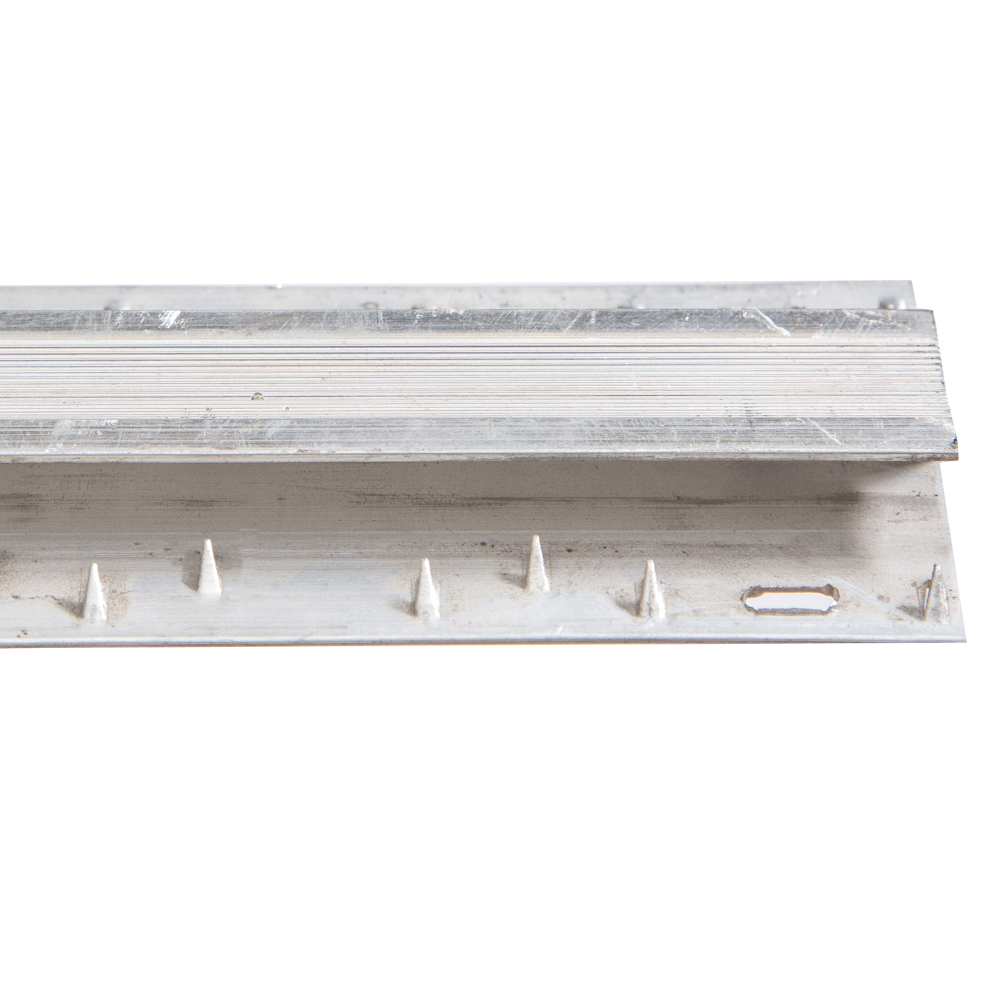 Silver ,9ft, Double-Sided: Carpet Naplock #TX4029