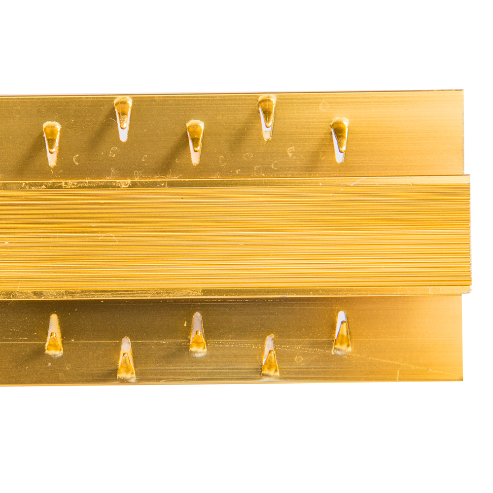 Sang YI: Gold, 8ft, Double-Sided: Carpet Naplock #SY-DT-0032 1
