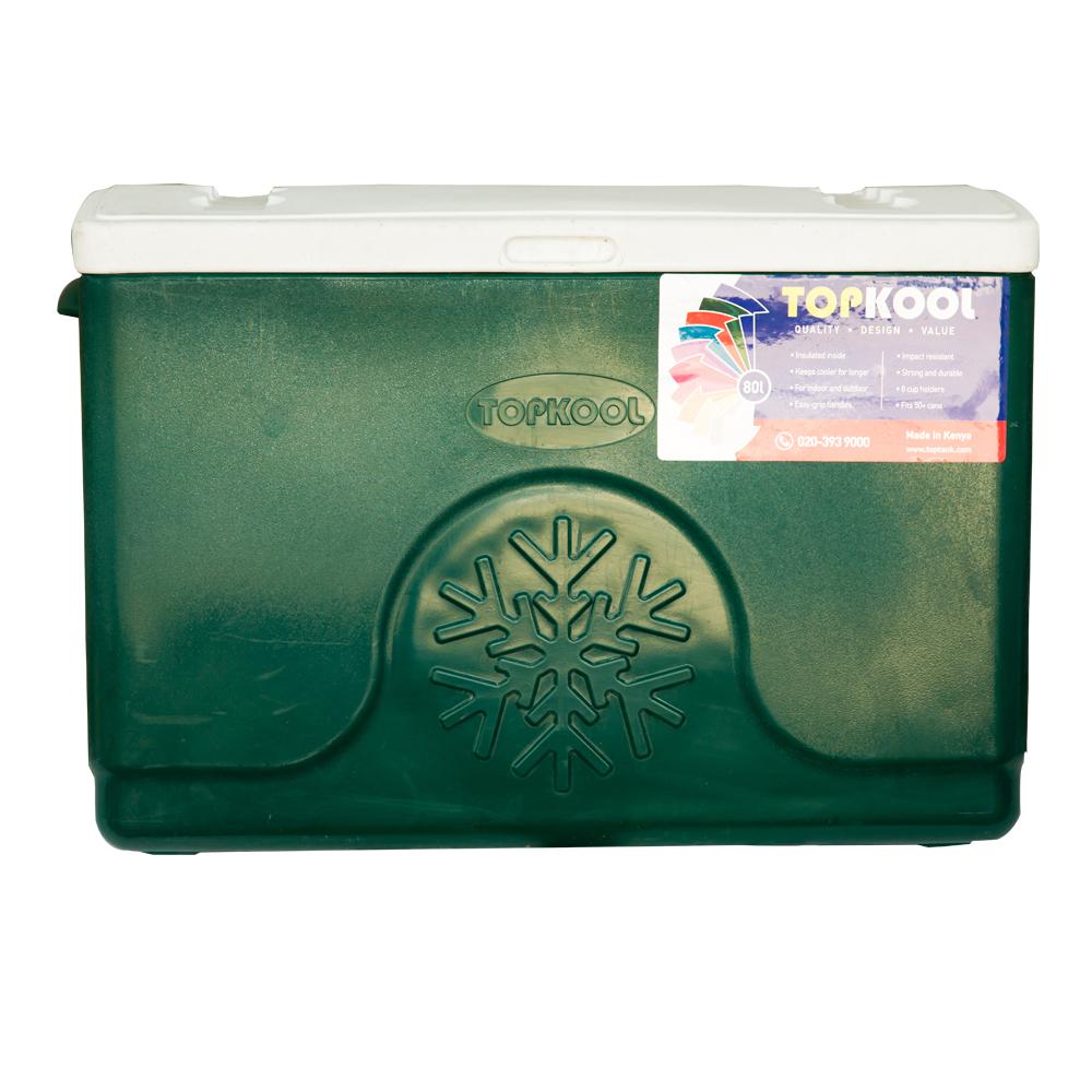 TopKool : Ice Cooler Box, Rectangular : 80 Litres 1