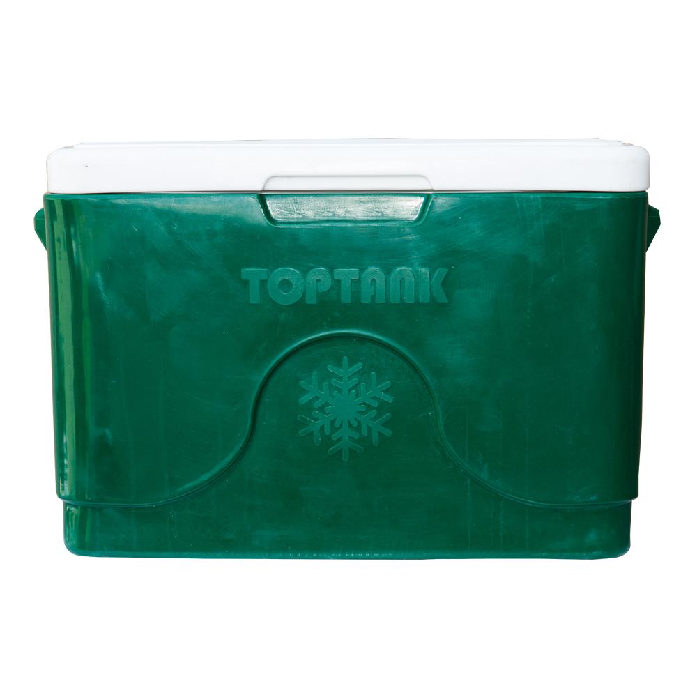 TopKool : Ice Cooler Box, Rectangular : 30 Litres 1