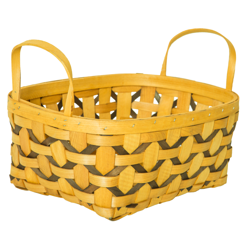 DOMUS:Oval Willow Basket: 35