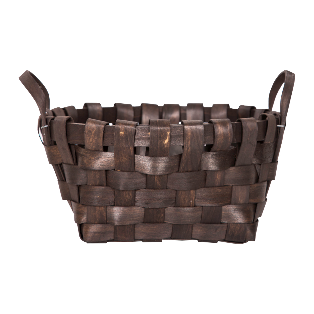 DOMUS:Oval Willow Basket: 25x12cm: Small #CB160099 1