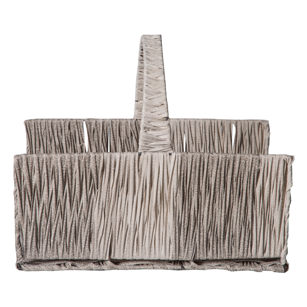 DOMUS:Fire Willow Basket: 1pc #CB180347-S 1