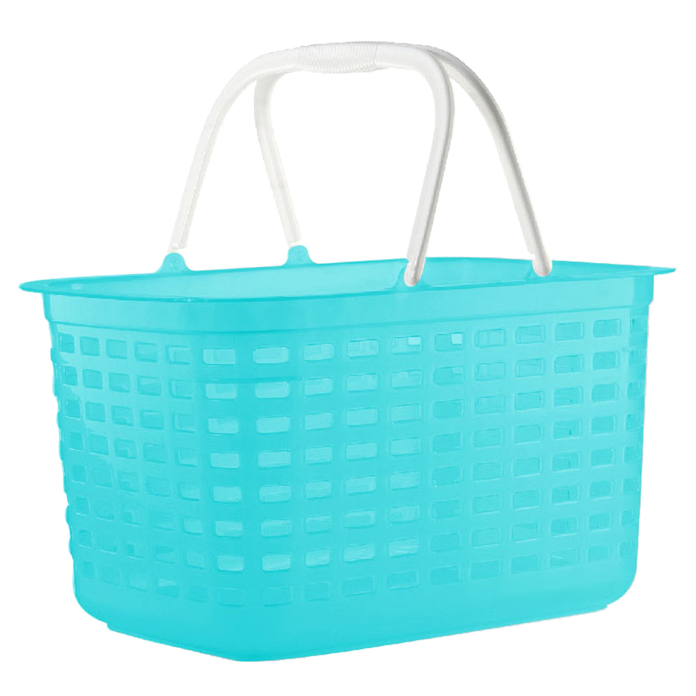 DKW: Multi Purpose Storage Basket With Handle; Small Ref