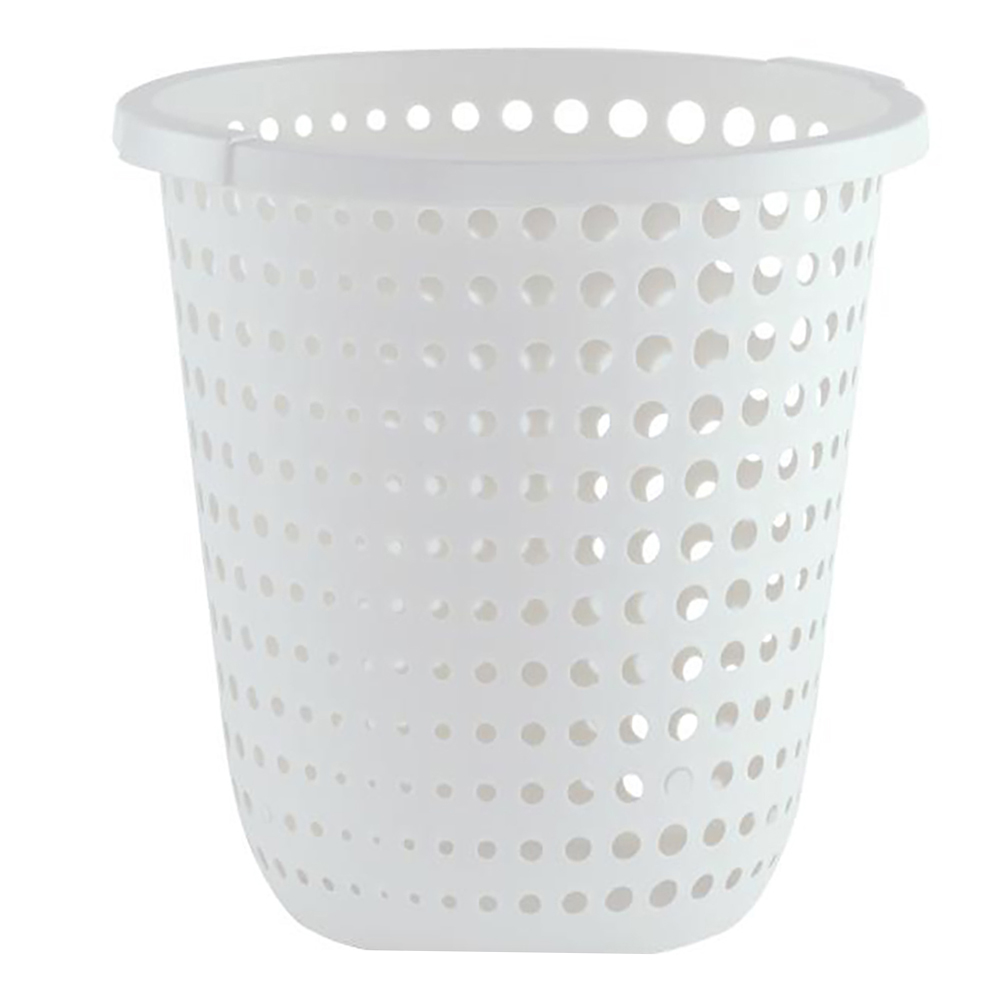DKW: Bubble Round Laundry Basket Ref