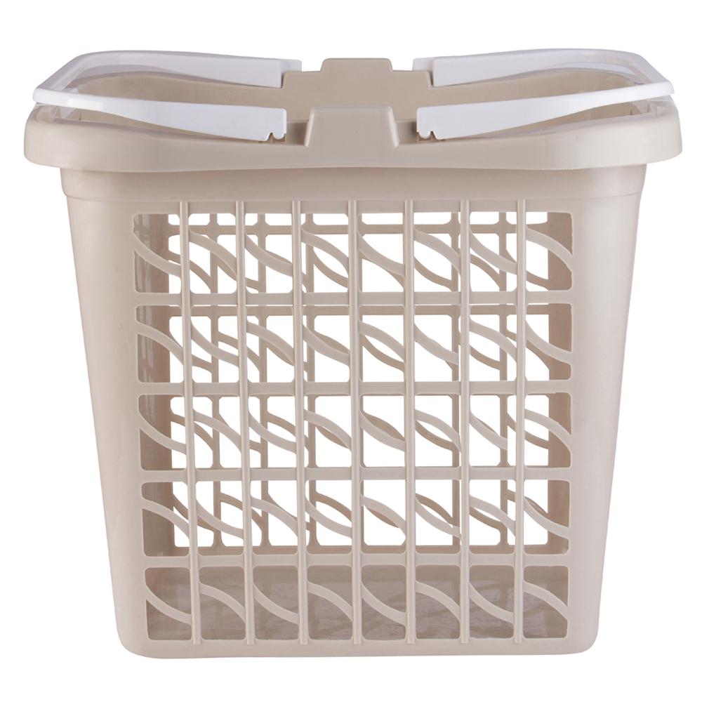 Index: Pandola Tall Laundry Basket; 40×48