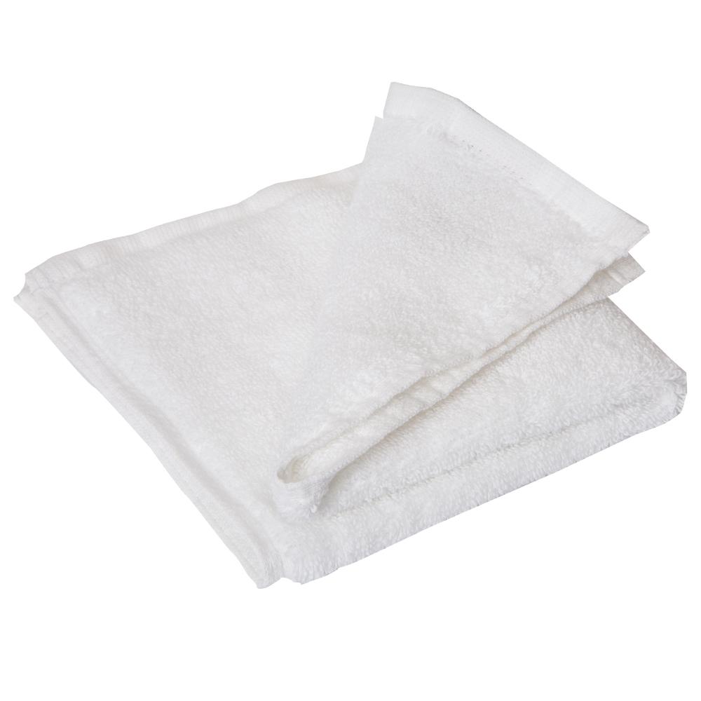 Sleep Down Terry: Face Towel: 33x33cm 1