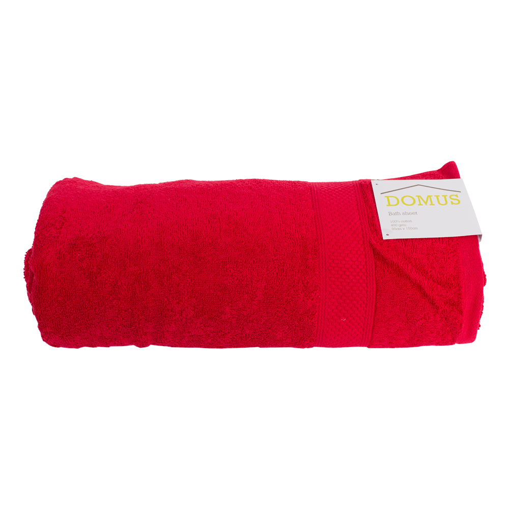 DOMUS: Bath Towel: 400 GSM, 90×150 1
