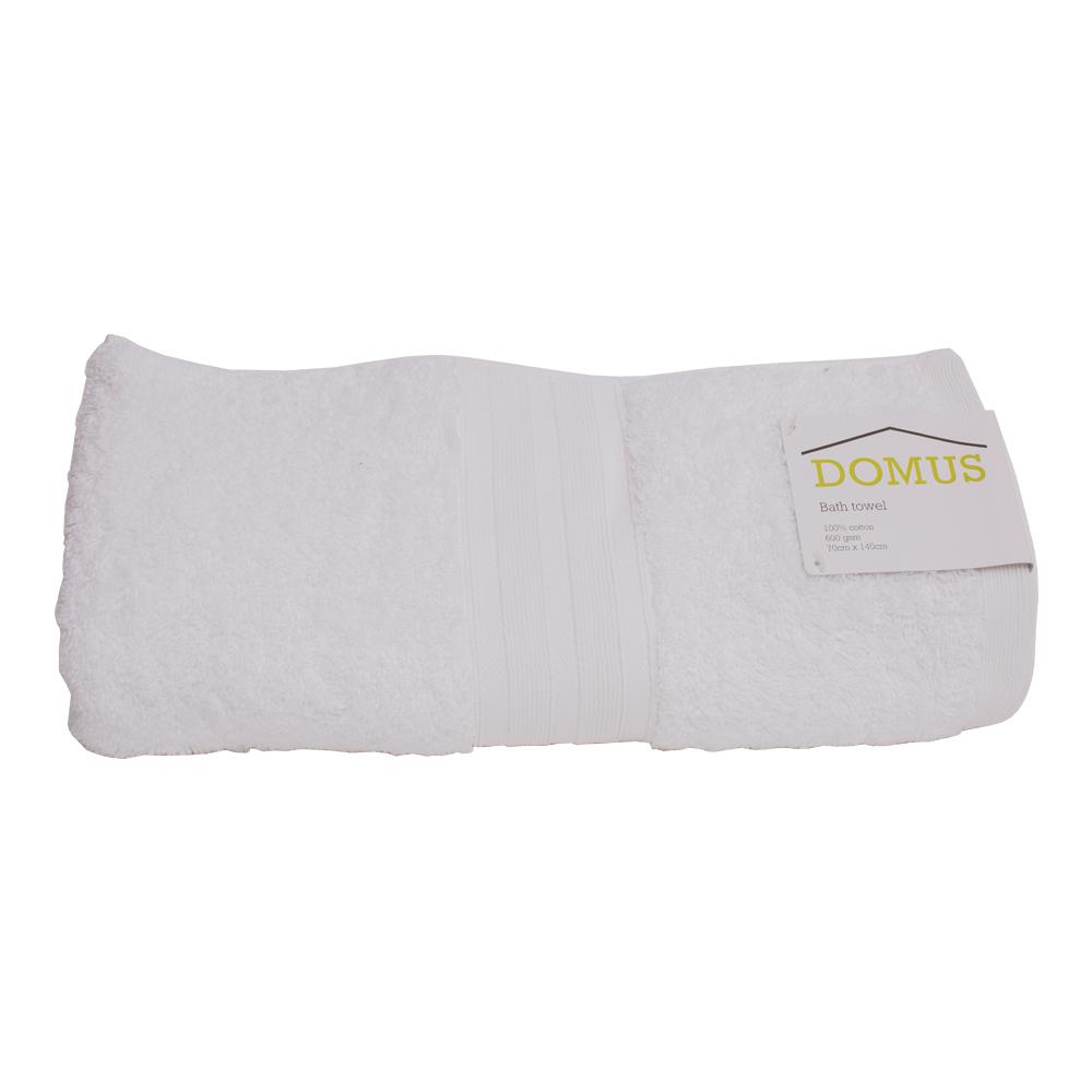 DOMUS: Bath Towel: 600 GSM, 70×140 1