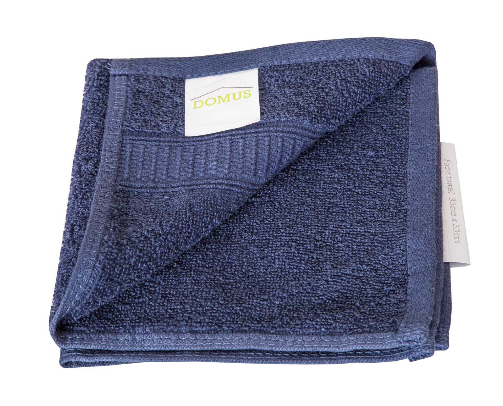 DOMUS 2: Face Towel: 400 GSM, 33x33cm 2