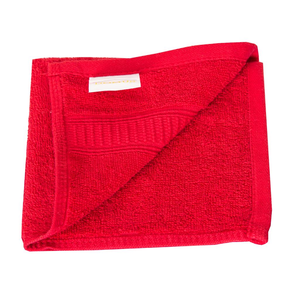 DOMUS 2: Face Towel: 400 GSM, 33x33cm