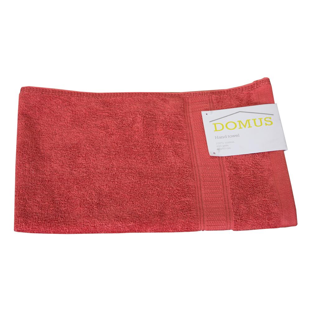 DOMUS 2: Hand Towel: 400 GSM, 40x60cm 1