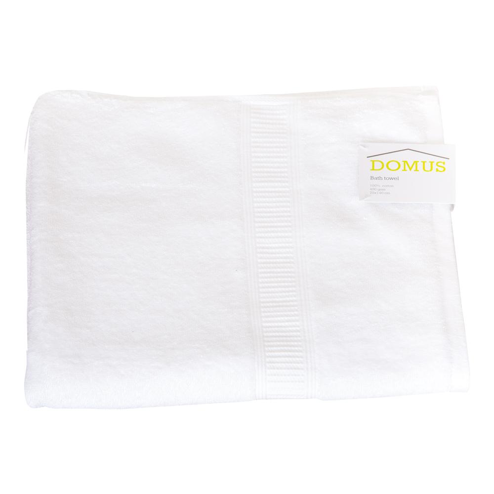 DOMUS 2: Bath Towel: 400 GSM, 70x140cm 1