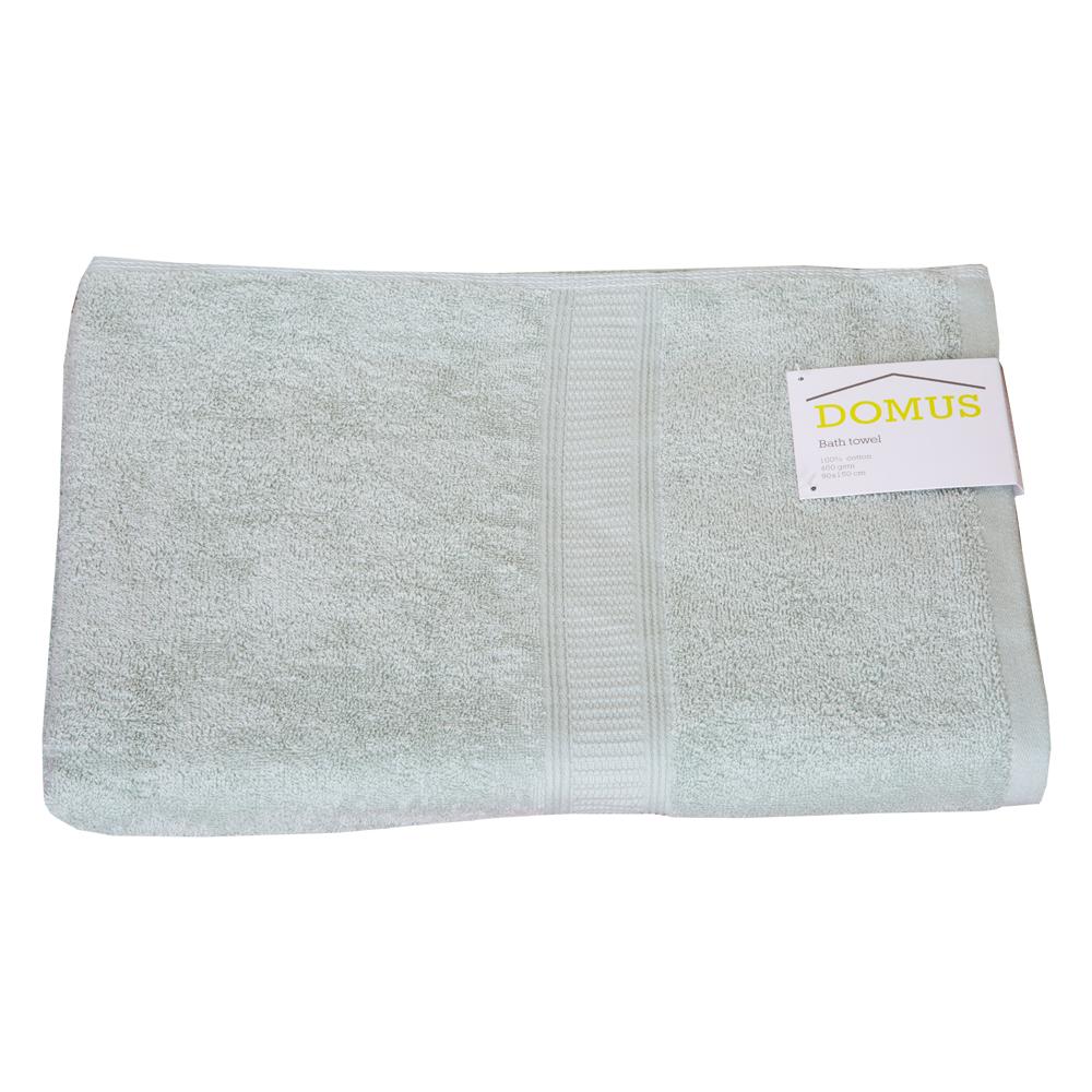 DOMUS 2: Bath Sheet: 400 GSM, 90x150cm 1