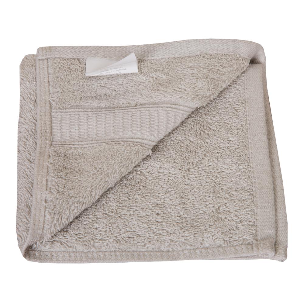DOMUS 2: Face Towel: 600 GSM, 33x33cm