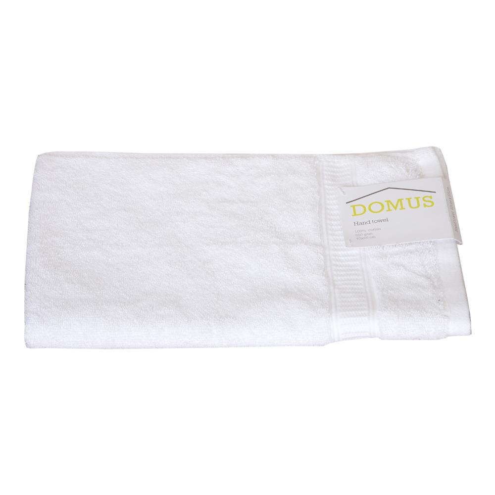 DOMUS 2: Hand Towel: 600 GSM, 40x65cm 1