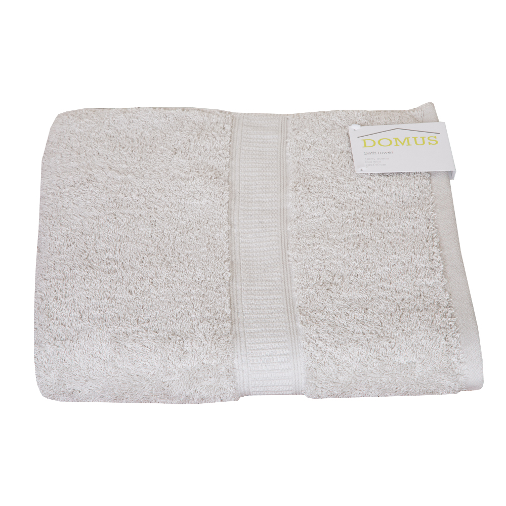 DOMUS 2: Bath Towel: 600 GSM, 70x140cm 1