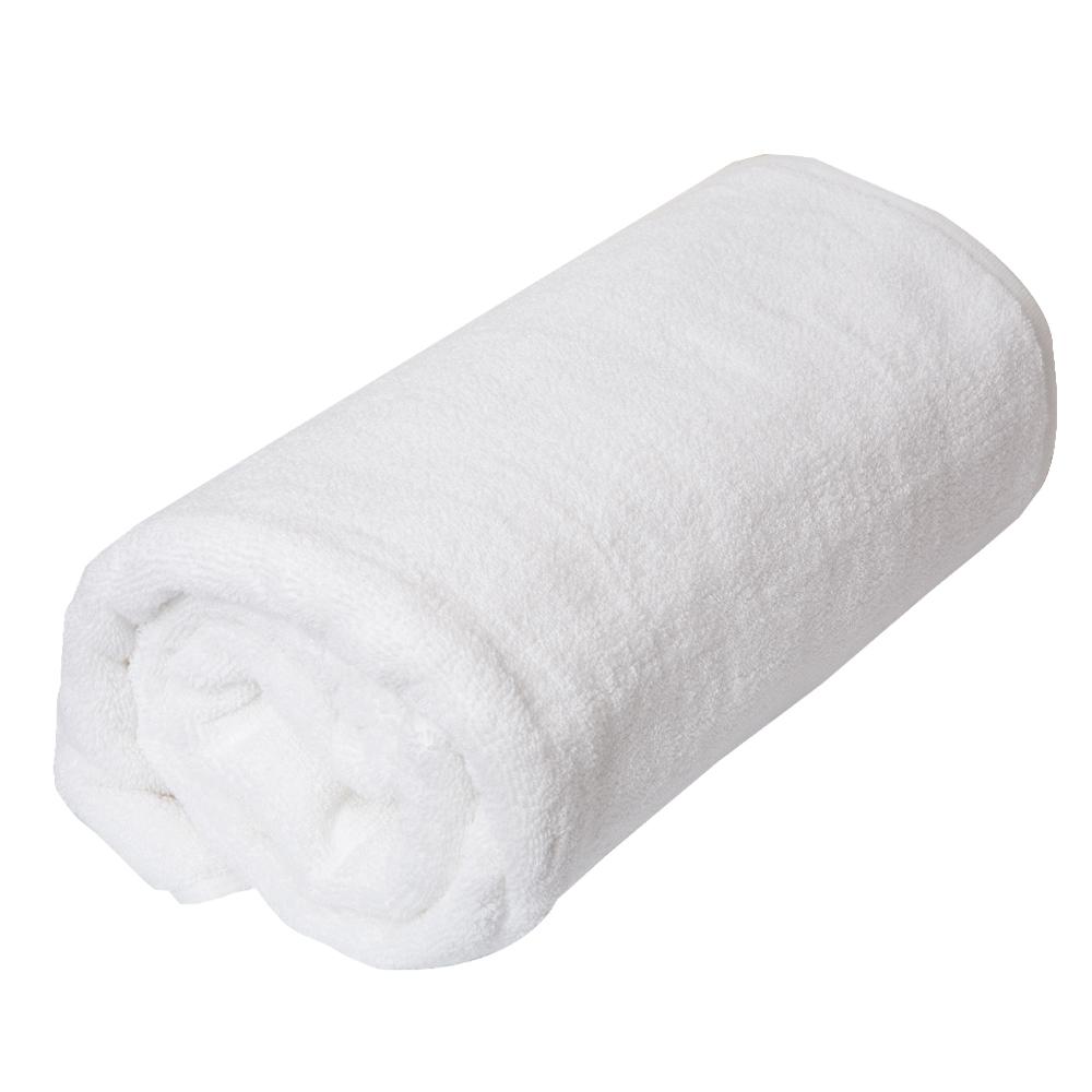 Sleep Down: Bath Sheet, 1pc: 100x150cm, 600gsm