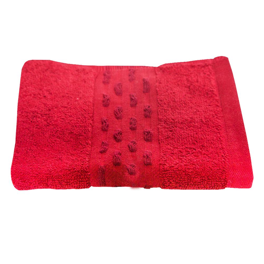 Cannon: Brick Face Towel: 33x33cm 1