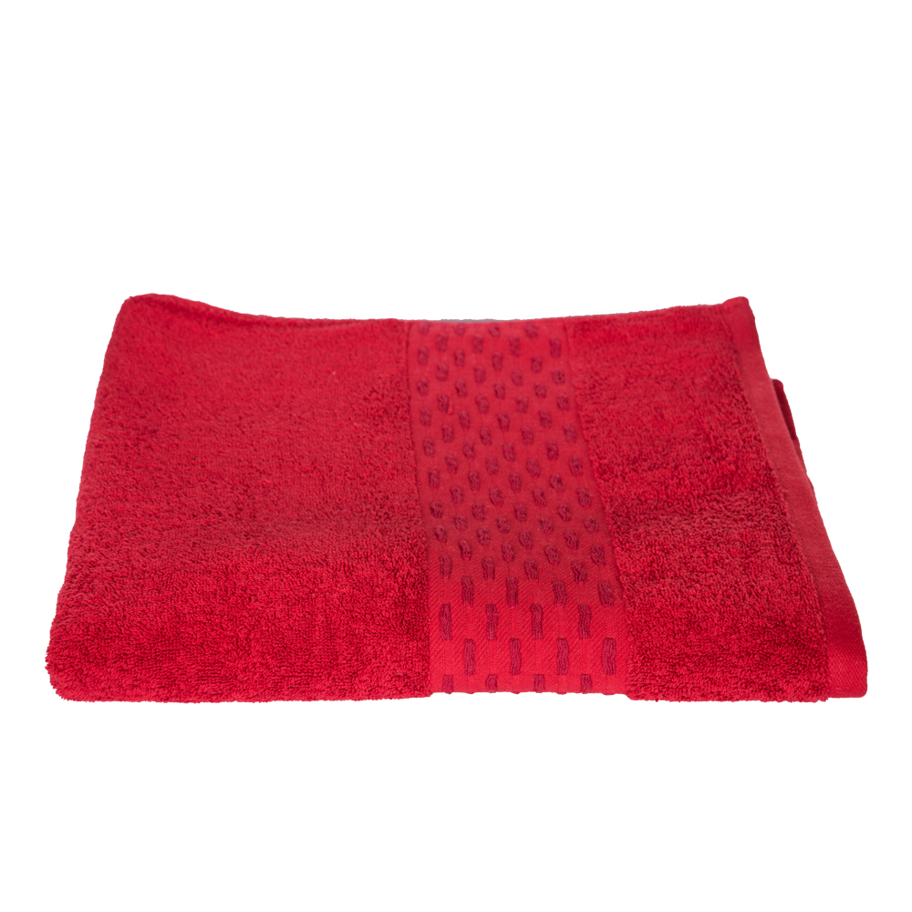 Cannon: Brick Bath Towel: 70x140cm 1
