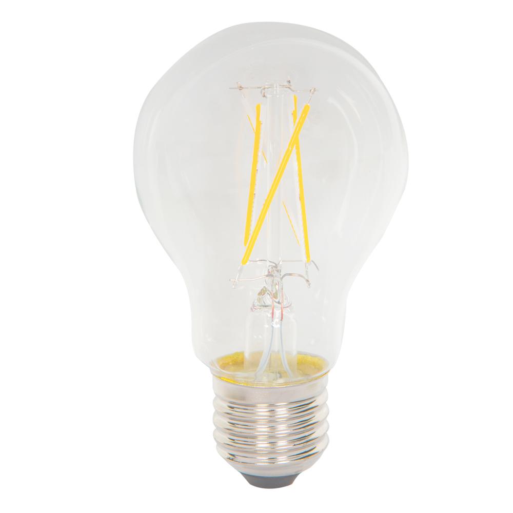 Domus: Round LED Bulb E27x4W; 175-265(V) #A60-4W 1