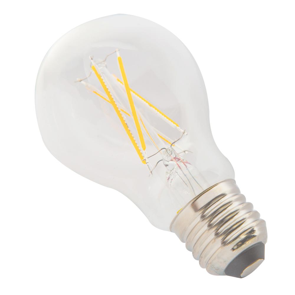 Domus: Round LED Bulb E27x4W; 175-265(V) #A60-4W