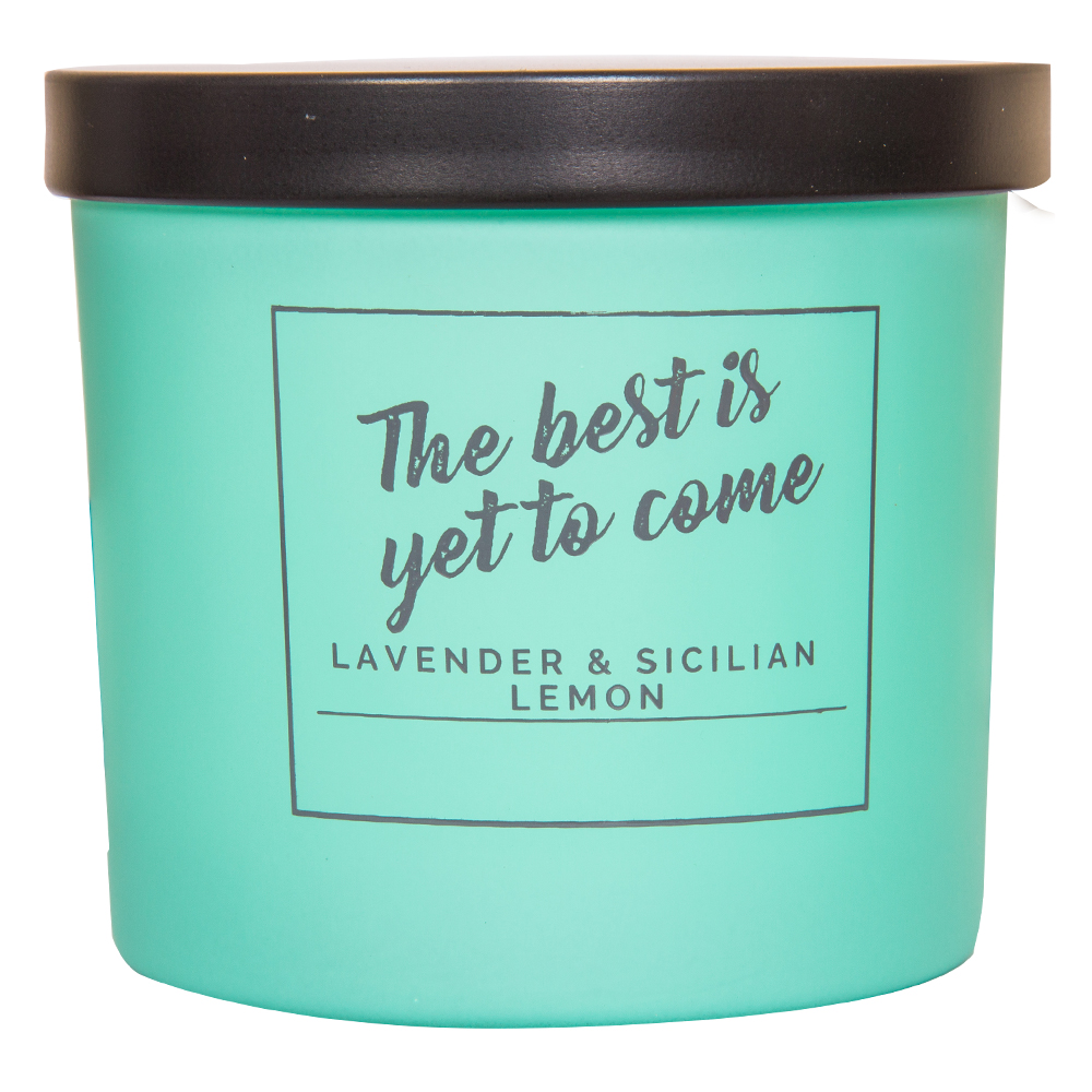 Scented Candle In Jar: 6.5oz Ref. UJ95082