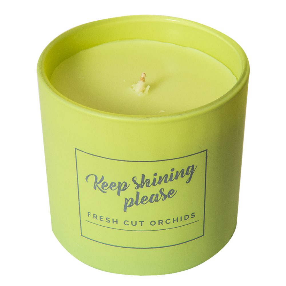 Scented Candle In Jar: 6.5oz Ref